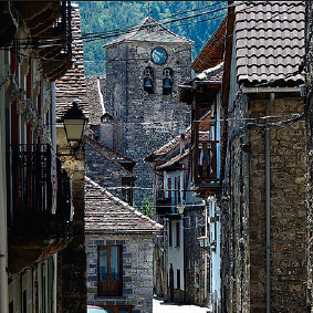 The Aragonese Pyrenees